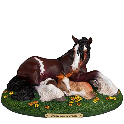 Enesco Trail Painted Ponies Figurine