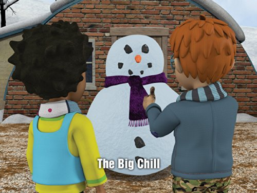 The Big Chill (Snowman Make Up)