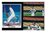 img - for Orel Hershiser : 3 original colour photographs book / textbook / text book