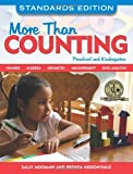 More Than Counting Math Activities for Preschool and Kindergarten, Standards Edition by Moomaw, Sally, Hieronymus, Brenda [Redleaf Press,2011] (Paperback)