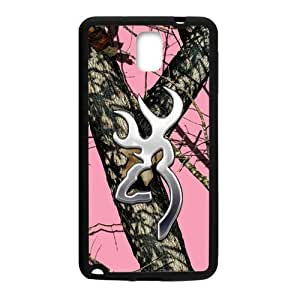 Custom Unique Design Pink Camo Samsung Galaxy Note 3 Silicone Case