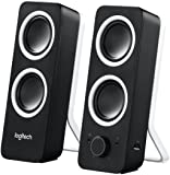 Logitech Z200 Multimedia Speakers/PC Speakers - Midnight Black