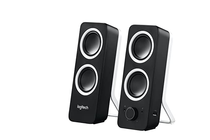 Logitech Z200 Computer/PC Speakers for image 1