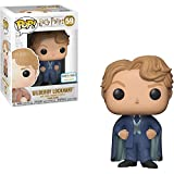Funko Gilderoy Lockhart (B&N Exclusive): Harry Potter x POP! Vinyl Figure + 1 Official Harry Potter Trading Card Bundle [#059 / 31439]