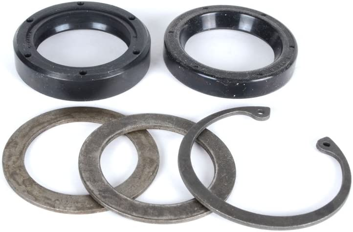 Rukse Power Steering Gear Replacement Seal Kit at Pitman Arm fits Jeep Cherokee XJ 1984-1996 with Power Steering Pitman Shaft