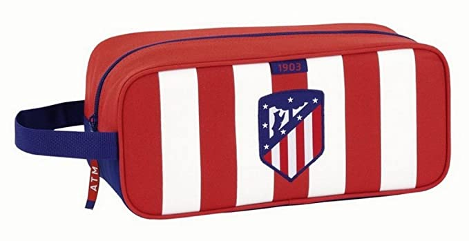 Safta Zapatillero Atlético De Madrid Oficial Zapatillero Mediano  340x140x150mm  Amazon.es  Ropa y accesorios 2a7f93f69ebd1