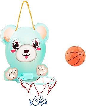 Amazon.com: YeahiBaby Oso de baloncesto aros de pelota de ...