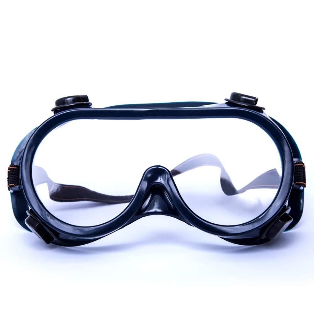 Gripe Gafas De Protección, Gafas De Protección Para Uso Médico, Bacterias Y Los Virus De La Gripe A Resistencia 100%, Para Proteger Su Seguridad, Productos Esenciales Para La Grip