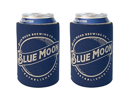 - Officially Licensed Blue Moon Drink Can Holder Neoprene Beer Huggie Cooler Sleeve (2)