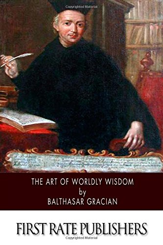 Download The Art of Worldly Wisdom pdf