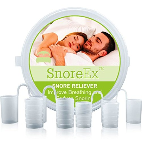 SnoreEX(TM) Advanced Anti Snoring Device