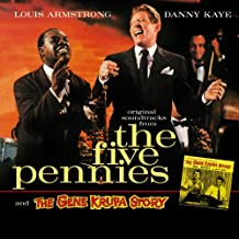 """""""The Five Pennies"""" & """"The Gene Krupa Story"""" (Original Motion Picture Soundtrack)"""