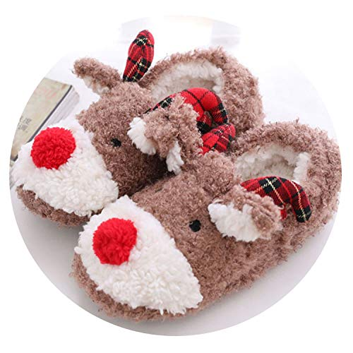 can't be satisfied Gift Christmas Deer Shoes Winter, used for sale  Delivered anywhere in Canada