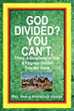 God Divided? You Can't, Henry Aikondion Idonije, 1477252185
