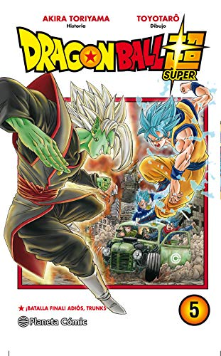 Dragon Ball Super nº 05 (Manga Shonen)