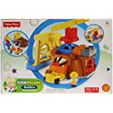 Fisher-Price Little People Builders Mountain Mine