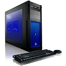 CybertronPC Steel B-1080X VR Ready Gaming Desktop - Intel Core i7-6800K 3.4GHz Hexa-Core Processor, 16GB DDR4 Memory, NVIDIA GeForce GTX 1080 (8GB GDDR5X) Graphics, 240GB SSD, 2TB HDD, Windows 10