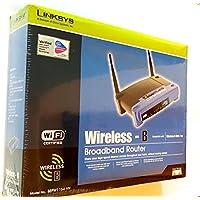 Linksys Wireless B 802.11b Broadband Router BEFW11S4-VN 2.4GHZ