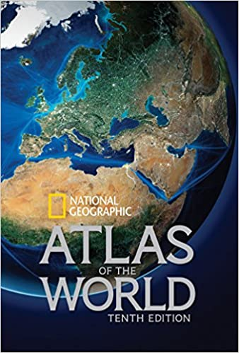 National Geographic Atlas Of The World Tenth Edition National