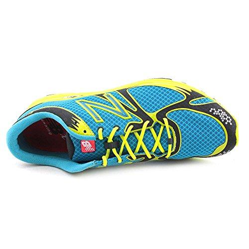 New Balance Men's MR1400 Competition Track Shoe,Blue/Green,11 D US
