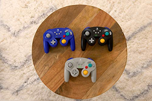 PowerA Wireless GameCube Style Controller for Nintendo Switch Grey 9