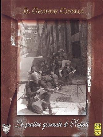 Le Quattro Giornate Di Napoli [Italia] [DVD]