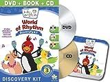 Baby Einstein: World Of Rhythm Discovery Kit (DVD/ CD/ Board Book) Image
