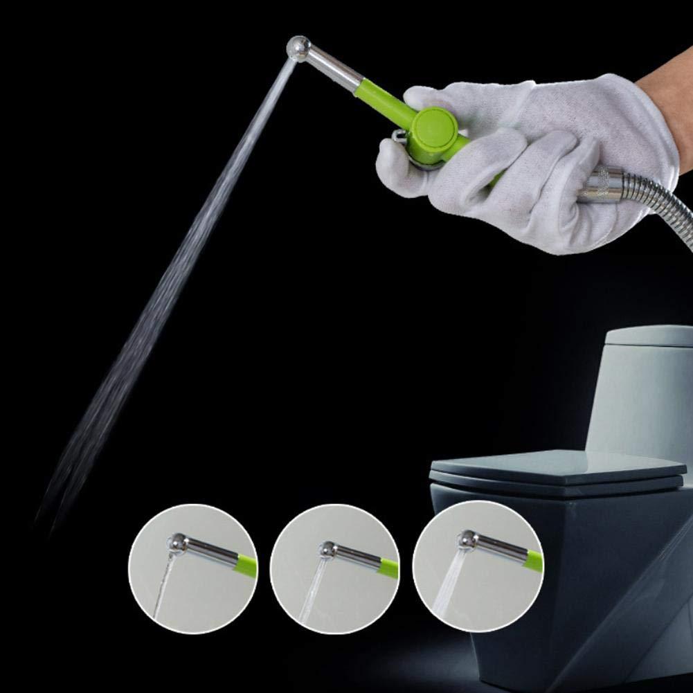 RUNGAO Pulverizador de Bid/é de Mano para Inodoro Pulverizador de Agua para Inodoro
