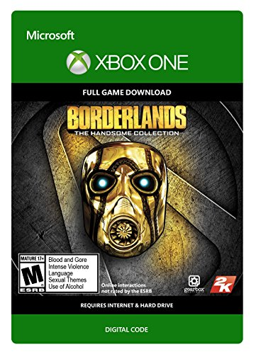 Borderlands: The Handsome Collection - Xbox One Digital Code ()