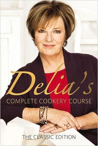 Delia's Complete Cookery Course (Vol 1-3)