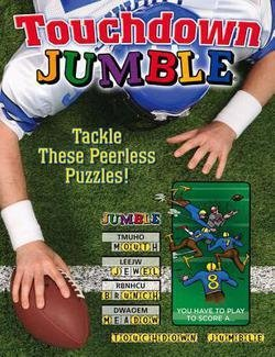 Arnold Tackle - Touchdown Jumble : Tackle These Peerless Puzzles! (Paperback)--by Henri Arnold [2016 Edition]