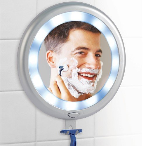 Fogless Led Mirror by IdeaWorks
