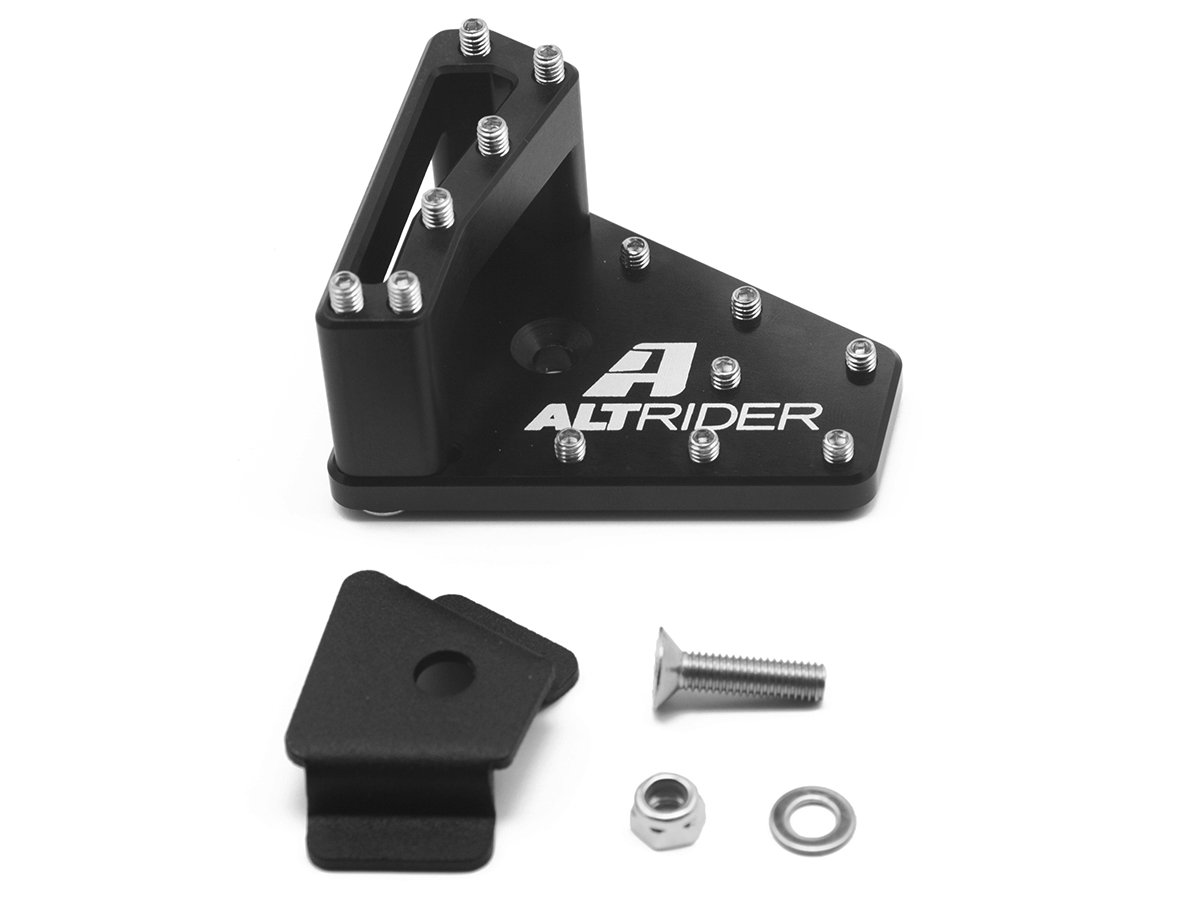 Black AltRider T811-2-2502 DualControl Brake System for Triumph Tiger Scrambler