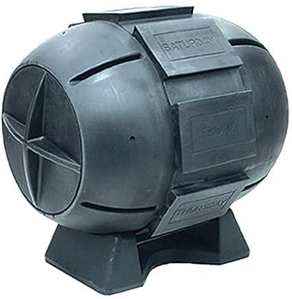 Amazon.com: Achla cmp03 Spinning Compost mezclador plástico ...
