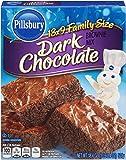 Pillsbury 13x9 Family Size -Dark Chocolate(2 pack)