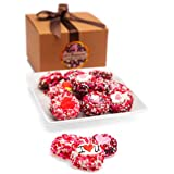 Belgian Chocolate Valentine Oreos®- Gift Box of 12