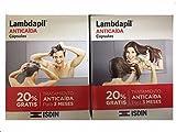 Facial Hair Biotin Zinc - ISDIN LAMBDAPIL ANTICAIDA 180 capsulas MINESKIN TREATMENT