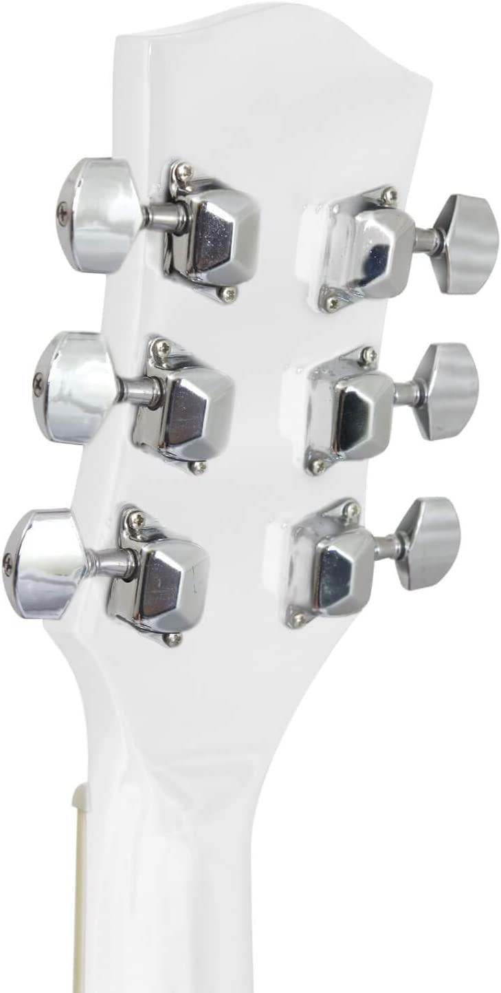 White Tiger Small Body Acoustic Guitar for Beginners Guitar