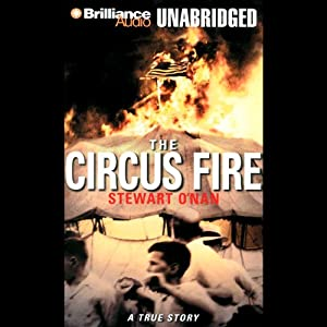 The Circus Fire Hörbuch