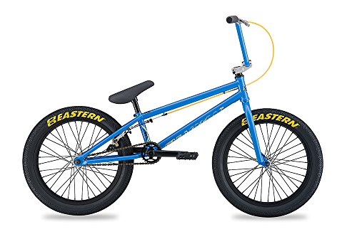 Eastern Bikes BMX Bike – Talisman Blue, 20″ For Sale