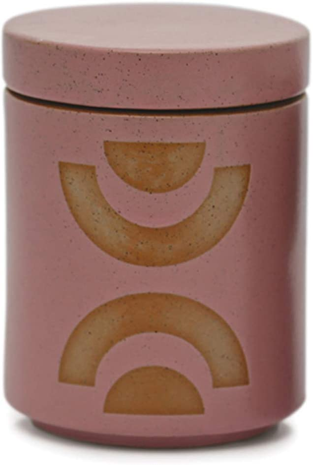 Paddywax Candles Form Collection Scented Candle, 12-Ounce, Mandarin Mango