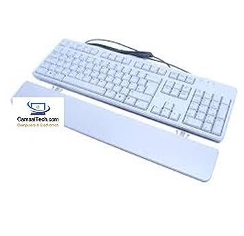 Genuine Original DELL USB QuietKey dualtone teclado gris, Modelo kb212 – PL, agradable y