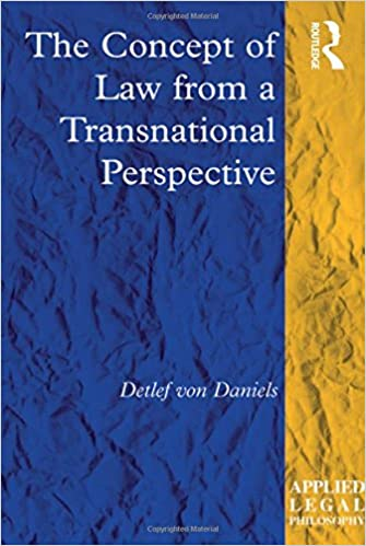 The Concept of Law from a Transnational Perspective (Applied