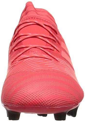 adidas Performance Herren Nemeziz 17.2 FG Fußballschuh Echte Koralle / Red Zest / Core Black