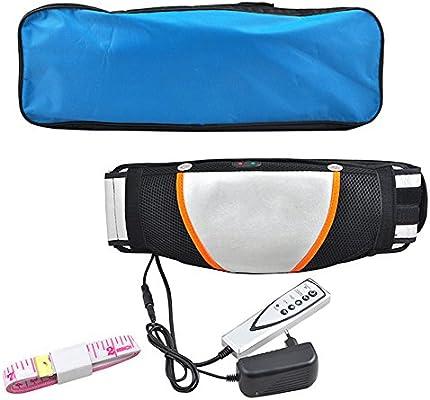 ff23d110c4 Enshey Slimming Belt Electric Weight Lose Belt Waist Trimmer Belt Body  Massager Vibrating Heating Waist Body Tummy Sauna Belt Fat Burning Tool Electric  Fat ...