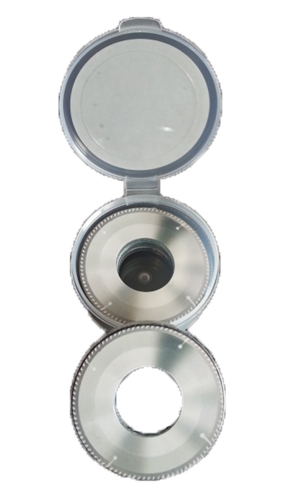 Saw Blade Pitching Washers W/Case