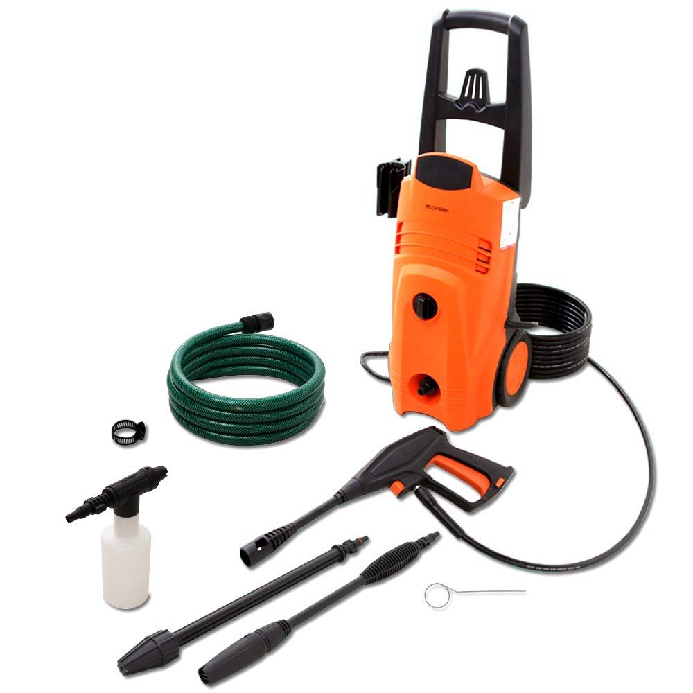 IRIS OHYAMA 高圧洗浄機 FIN-801PE-D
