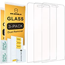 [3-PACK]-Mr Shield For Kodak EKTRA [Tempered Glass] Screen Protector with Lifetime Replacement Warranty