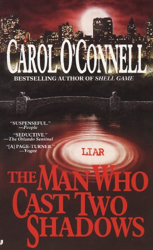 (The Man Who Cast Two Shadows (A Mallory Novel Book 2))