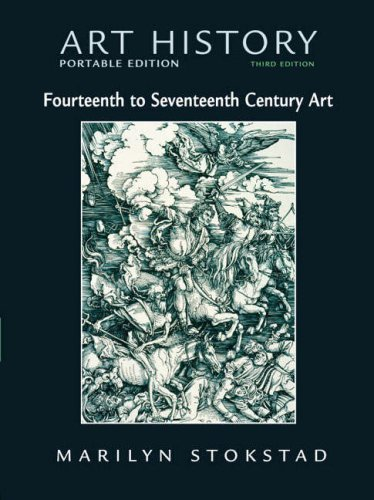 Read Online By Marilyn Stokstad Art History Portable Edition Fourteenth to Seventeenth Century Art - 3rd edition (3rd Edition) [Paperback] pdf